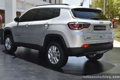 #FCA India to export #Jeep #Compass to #SouthAfrica, #Australia & #Japan