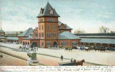 Coraopolis PA P&LE depot