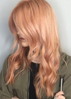 60+ Rose Gold Hair Color Ideas - Tips & Maintenance for Rose Gold Hair | Fashionisers