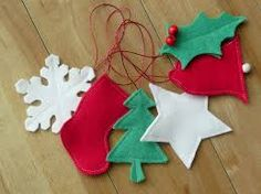 Image result for christmas felt