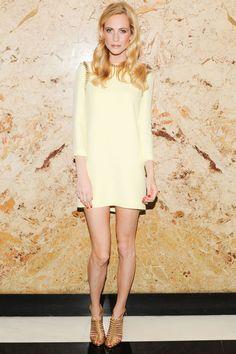 Poppy Delevingne Is Glowing In Gucci - Mode prêt à porter - Haute couture - Gucci