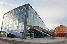 Malmö central