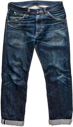 Lee 101Z - 14 Months of wear