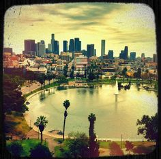 echo park. sigh. memories of music and late night nights with friends...