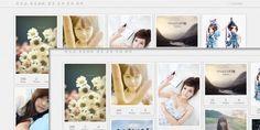 iPhoto Free WordPress Theme Like Pinterest!
