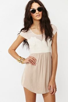 Absolutely adorable dress!   But a little steep for $140.    http://www.nastygal.com/clothes/fall-again-dress