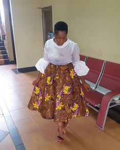 modern african fashion are gorgeous Pin# 4787 African Fashion Ankara, Latest African Fashion Dresses, African Print Fashion, Africa Fashion, Short African Dresses, African Lace Styles, Ankara Styles, Ankara Tops, African Print Skirt