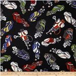 Tee Time Golf Bags Cream - Discount Designer Fabric - Fabric.com