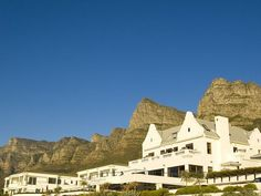 The experience of staying in Twelve Apostles Hotel and Spa, Cape Town is heavenly. The hotel lies where sea, earth and sky meet and adorned by majestic table Places To Travel, Places To See, Wilderness Trail, Honeymoon Hotels, Table Mountain, Hotel Spa, Hotel Reviews, Cape Town, Hotels And Resorts