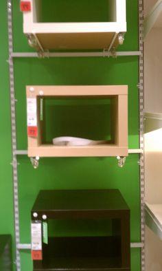 $35 Lack Side Table on Wheels Ikea