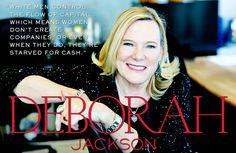 Deborah Jackson - http://www.1010parkplace.com/style-inspiration/deborah-jackson?utm_medium=email #WhereStyleIsAgeless