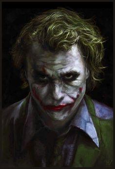 Joker. Heath Ledger ®... #{TRL}