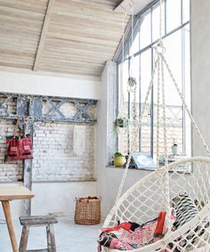 Boho Deco, Nordic Style, Location, Home And Living, Sweet Home, Loft, Photos, Interior Design, Architecture