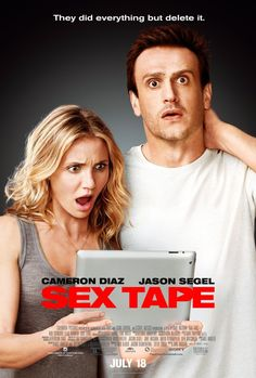 Sex Tape {{kinda, sorta watched this last night... Baby crying bc he's hungry, not sleeping well in general.. So we are going to re-watch it tonight... Parts that I saw were SO funny! lol...}}