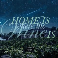 Home is where the #Wine is...#FridayWineQuotes