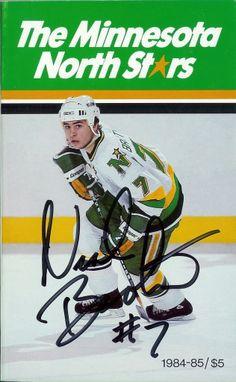 Neal Broten Minnesota Wild, Album, Penguins, Hockey, Baseball Cards, Classic, Sports, Derby, Hs Sports