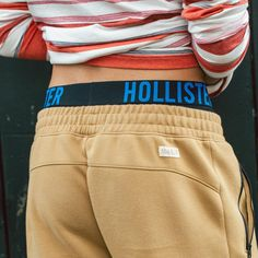 hollister underwear