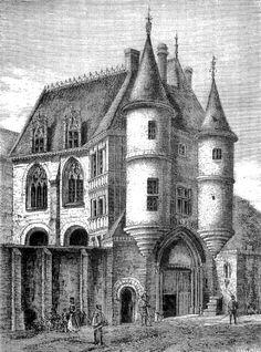 744 meilleures images du tableau Paris (avant 1900)   Antique ... 7f2e2173bf5