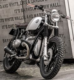 36c4ef2fb BMW R80 - Down   Out Cafe Racers - The Bike Shed Bmw Specials