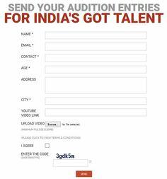 Bigg Boss Season  Online Registration From Information  Indian