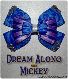 Magical Ribbons - Dream Along with Mickey i think it would work better as a magic carpet one