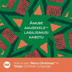 Merry christmas, Language and Africans on Pinterest