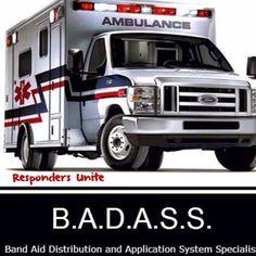 eselosoteddy:  Haha too funny #emt #ems #medic #paramedic