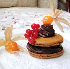 Salon du Sucre: Happy Fathers' Day -Coffee Macaron