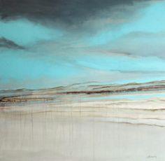 Pejzaż, landscape, obrazy Sylwia Michalska