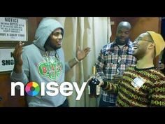 Waka Flocka Flame and Gucci Mane Get Wilbert L. Cooper Too Turnt Up!  - Noisey Raps (Episode 3)