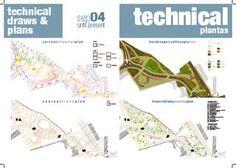 landscape architecture portfolio, layout2
