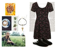 """Sun..."" by tonks12 ❤ liked on Polyvore featuring The Giving Keys, Topshop, rag & bone, Mary Louise Designs, Smart Solar and Casetify"