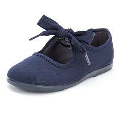 Sapatos de Tela Norteñas com laço – Pisamonas