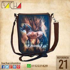#Bolso Equino 21 #CUERO Con acolchado interno Grande 26x23x7cm Mediano 22x19x7cm