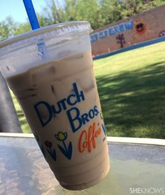 The inside scoop on Dutch Bros. Coffee's secret menu