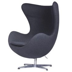 LeisureMod Arne Jacobsen Style Egg Chair in Dark Gray Wool leisure mod http://www.amazon.com/dp/B00H9JBTV4/ref=cm_sw_r_pi_dp_D.pvvb0N7AGKP - $699 and free shipping (In Stock)