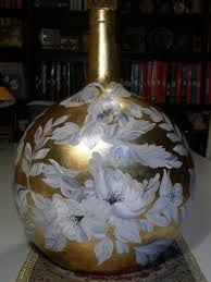 Como Hacer Bandejas De Cristal Decoradas Con Flores Secas