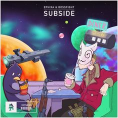 Ephixa & Bossfight - Subside by Monstercat