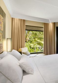 Heavenly Bed at the Westin Nusa Dua, Bali
