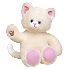 Lemon Cream Kitty | Build-A-Bear