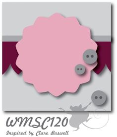 Paperie Blooms: Waltzingmouse/WMSC120 Just For You
