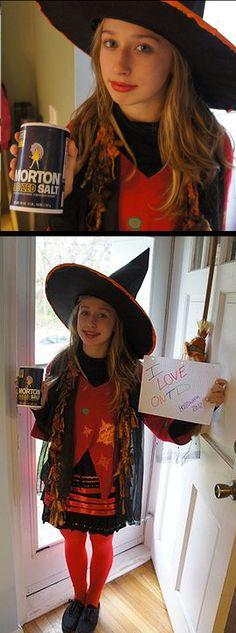 Dani Halloween costume! MUST HAVE! Hocus Pocus Halloween Party Decorating & Costume Ideas.