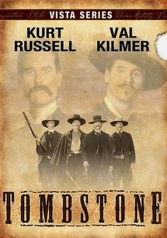 Tombstone (1993) Legendary marshal Wyatt Earp joins his brothers to pursue their collective fortune in the thriving mining town of Tombstone. Earp and his notorious pal Doc Holliday are called into action when a gang of rustlers begins terrorizing the town.