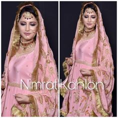 Embroidery Suits, Hand Embroidery, Salwar Suits, Salwar Kameez, Fashion Ideas, Women's Fashion, Boutique Suits, Designer Punjabi Suits, Pink Suit
