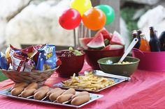 Awesome carnival party ideas!