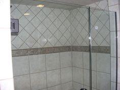 Shower Wall Tile Trim   Google Search