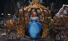 Downton Abbey's Lily James stars in first trailer for Disney's Cinderella
