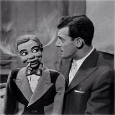 Winchell & Mahoney. Ventriloquist Paul Winchell (1922-2005) was the first person to build and patent a mechanical artificial heart, implantable in the chest cavity (US Patent #3097366).