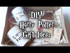 DIY Harry Potter Pins - YouTube