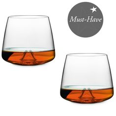 Normann Copenhagen Whisky glasses {BODIE and FOU exclusive}
